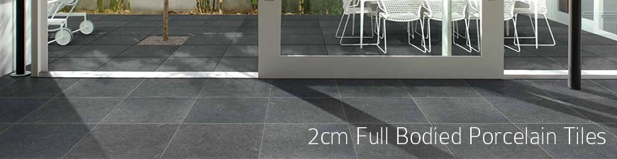 Fantastic New Tile Innovation: 2cm Full Bodied Porcelain